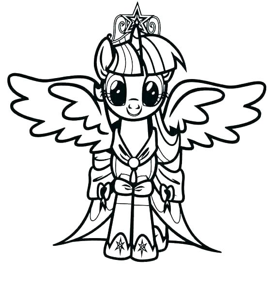 564x631 Hawkeye Coloring Pages Coloring Pages My Little Pony Coloring