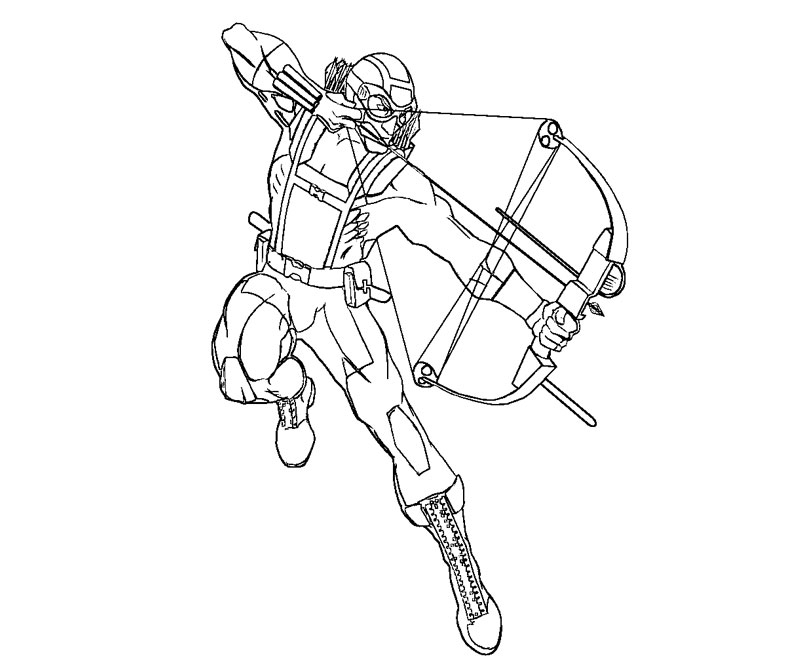 800x667 Hawkeye Coloring Pages Pictures Free Coloring Pages
