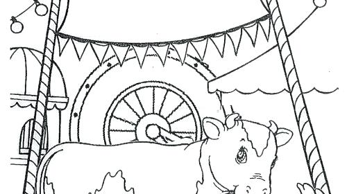 Iowa State Coloring Pages