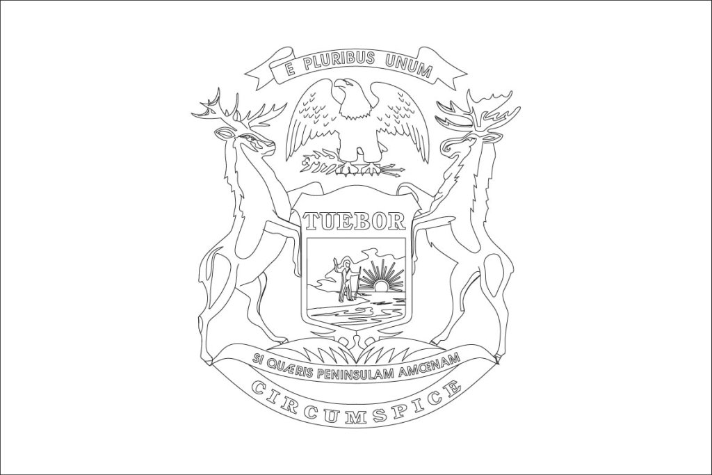 Iowa State Coloring Pages at GetDrawings com | Free for personal use