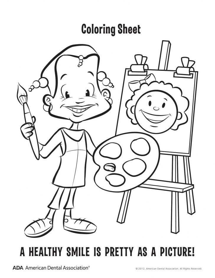 728x942 Habits Coloring Pages Printable Coloring Page