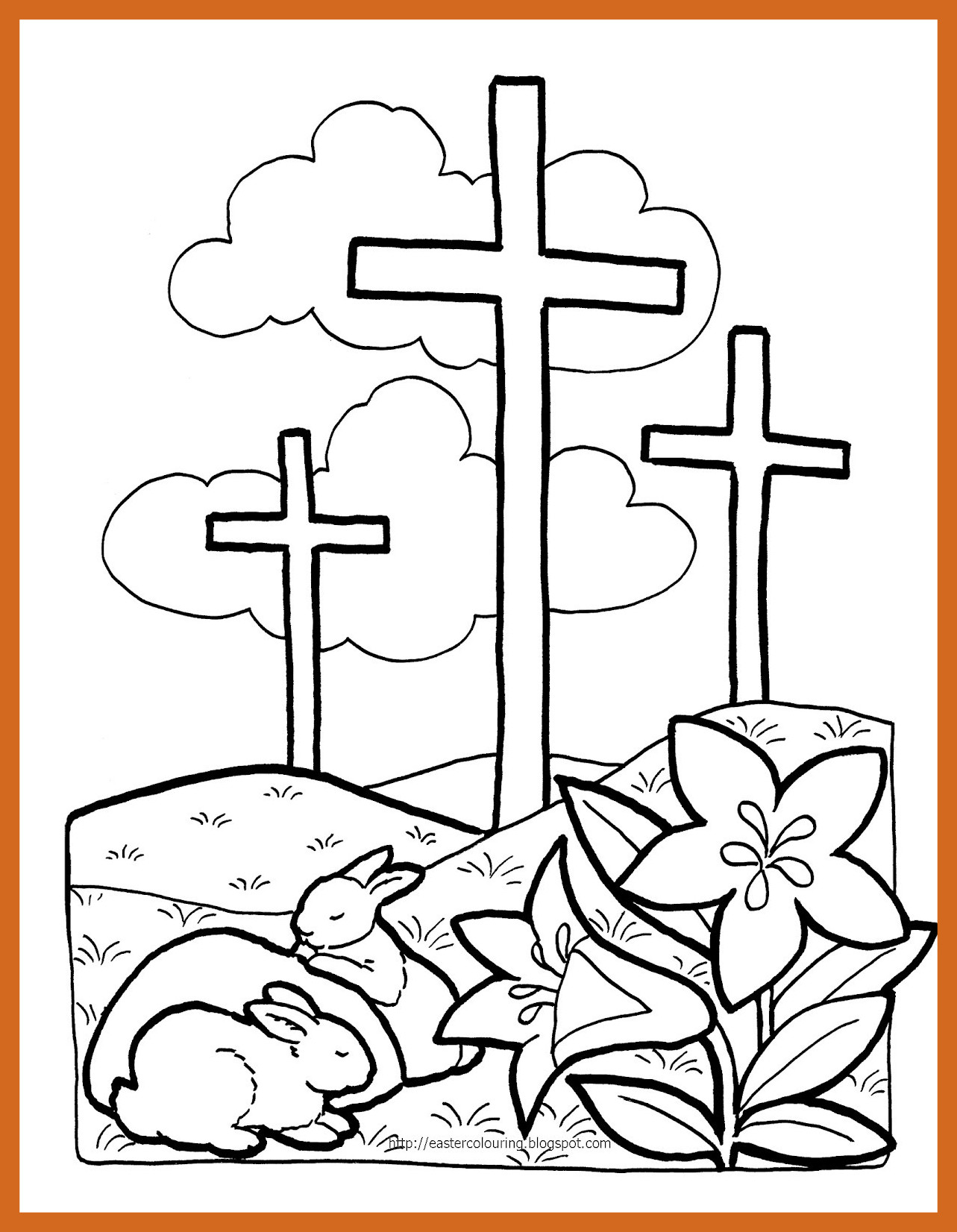 1283x1652 Best Easter Coloring Pages Religious With Iphone Satisfying Pics