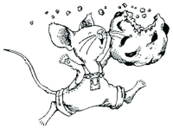 736x548 Coloring Pages Of If You Give A Mouse Cookie Plus Colouring Book