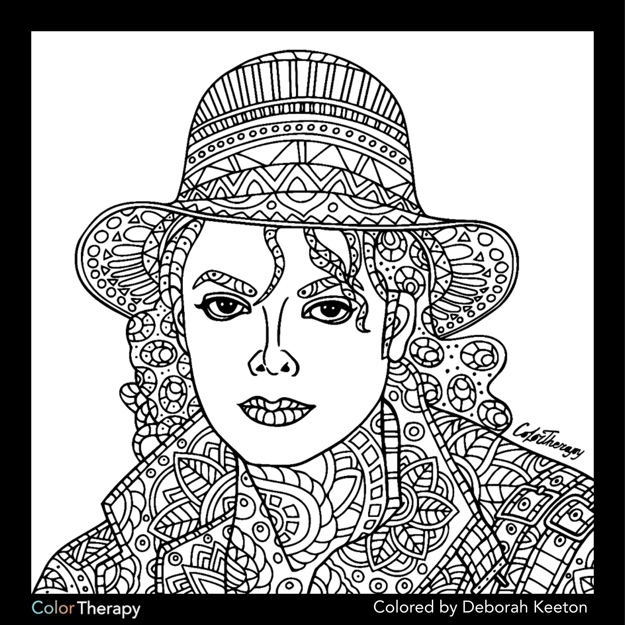 2000x2000 Coloring Pages Adult
