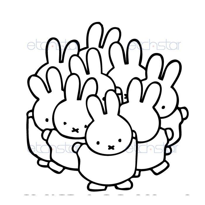 700x700 Cartoon Pictures Of Bunnies