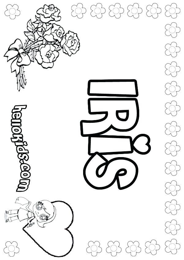 600x849 Iris Coloring Pages Pokemon Iris Coloring Pagespokemon Iris
