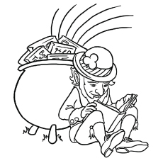 Irish Coloring Pages at GetDrawings.com | Free for personal use ...