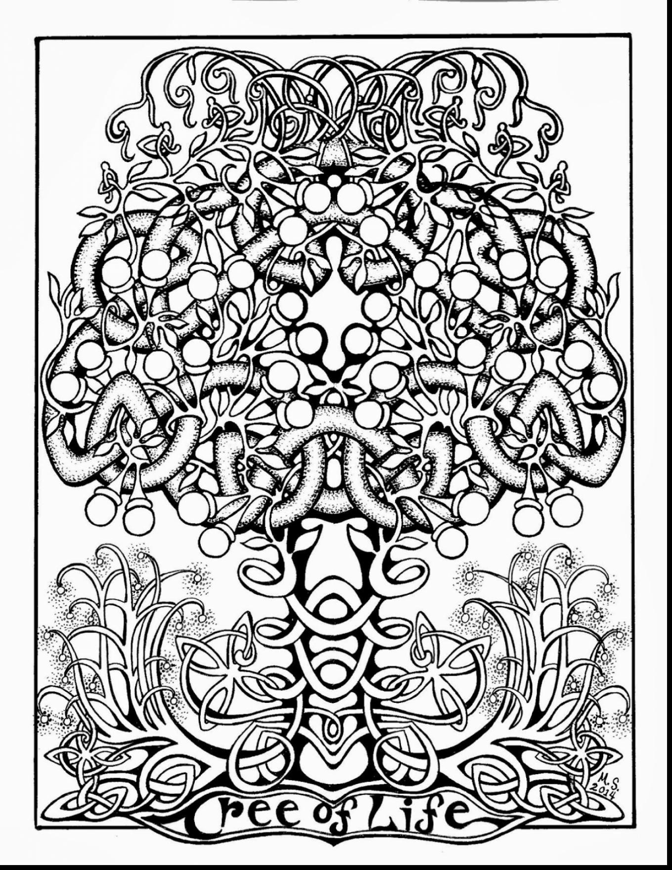 1359x1760 Shamrock Coloring Pages New Shamrock Coloring Pages For Adults
