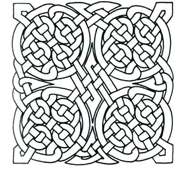618x573 Celtic Cross Coloring Pages Welsh Cross Coloring Pages Welsh Cross