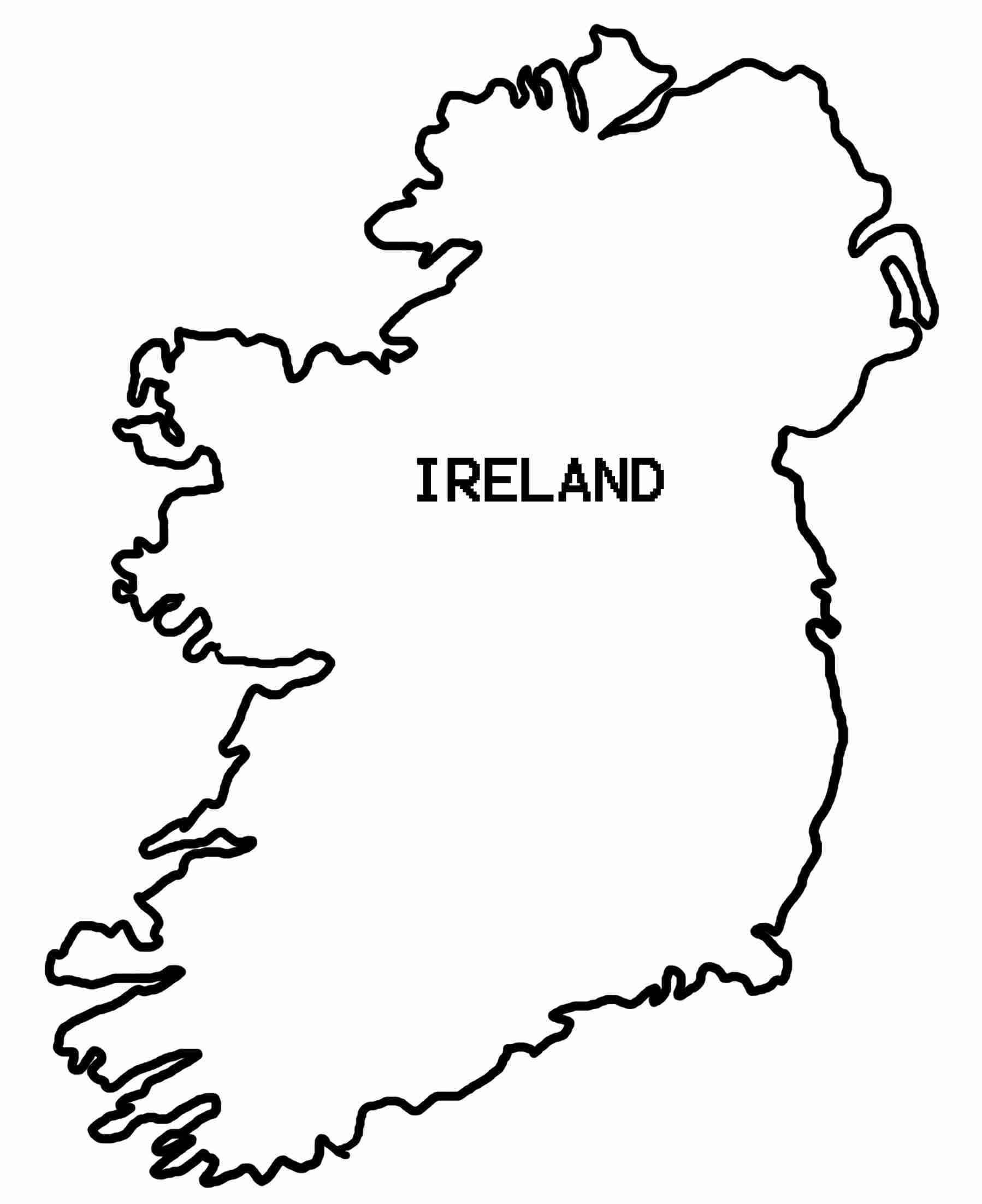 The Best Free Irish Coloring Page Images Download From 50 Free