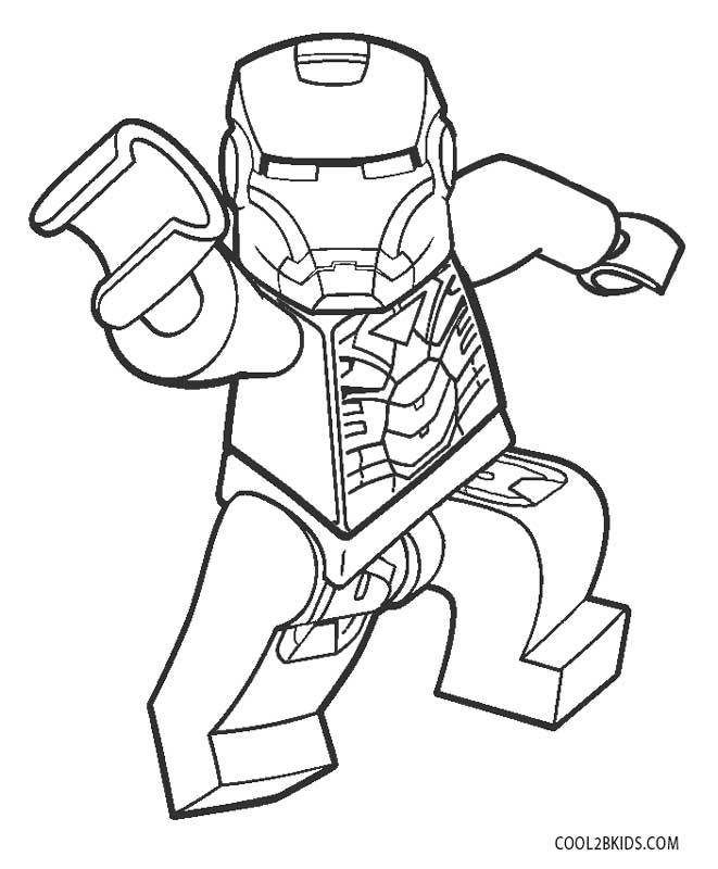 661x800 Iron Man Coloring Page Free Printable Pages For Kids