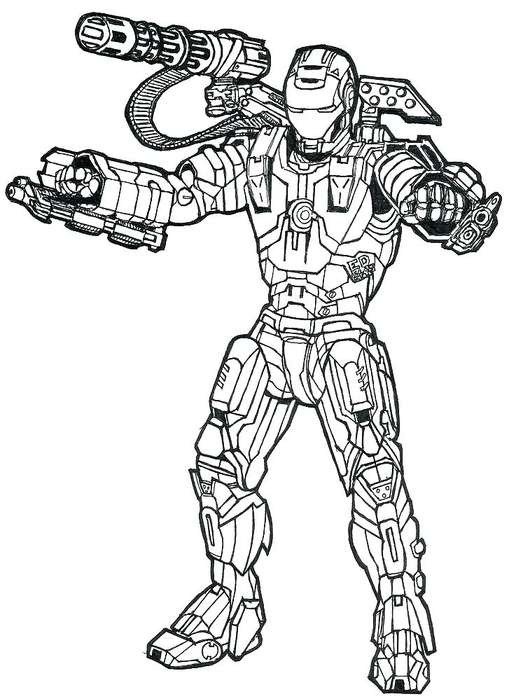 727x998 Ironman Coloring Pages Printable Coloring Pages Iron Man Coloring