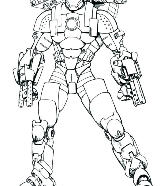 530x600 Lego Iron Man Coloring Pages