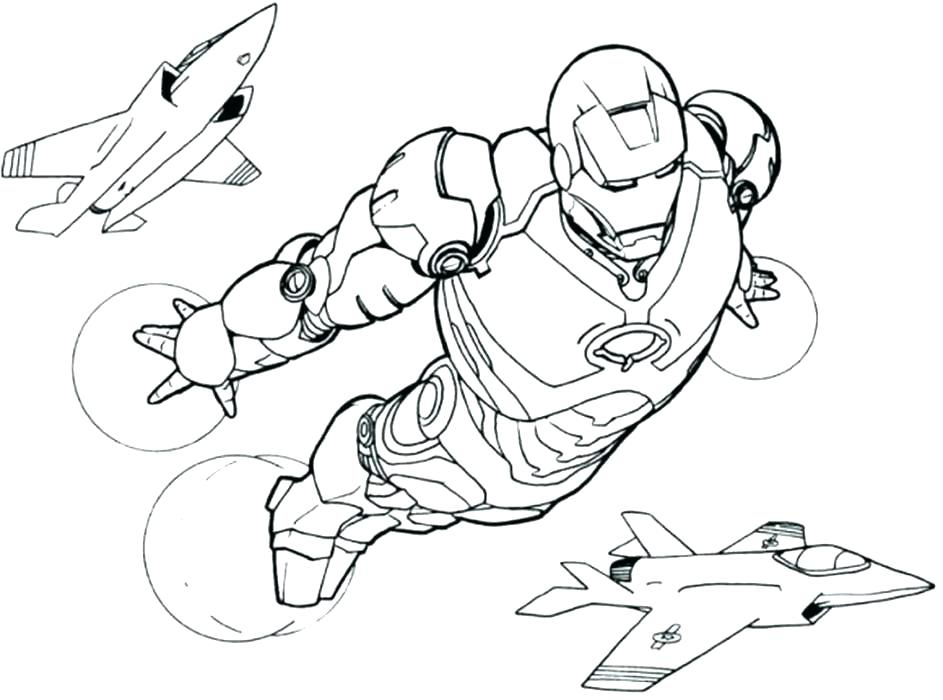 943x700 Color Iron Man Iron Man Color Pages Iron Man Coloring Pages