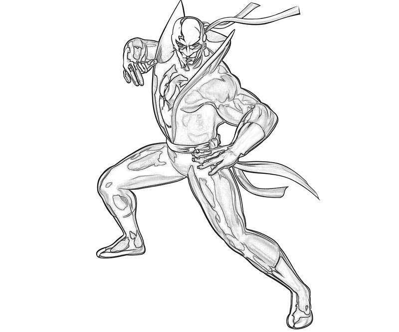 800x667 Marvel Vs Capcom Iron Fist Yumiko Fujiwara