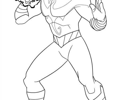 565x425 Fist Coloring Pages Kids N Fun Coloring Page Ultimate Spider Man