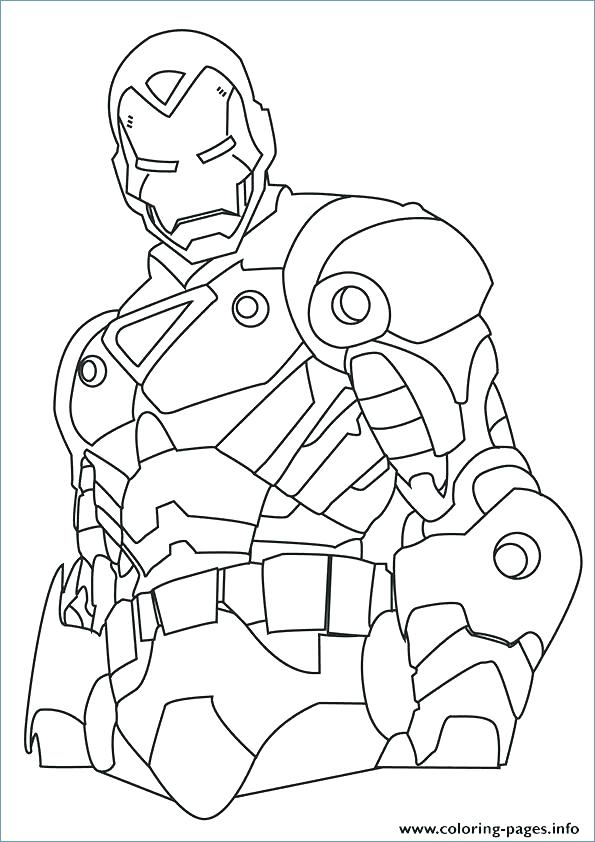595x842 Coloring Book Avengers As Well Iron Man Pages Pertaining