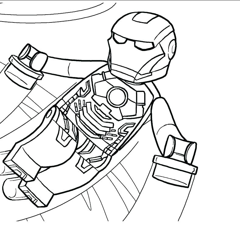 iron man 2 coloring pages 30
