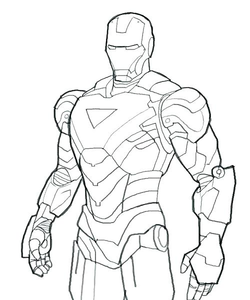 500x600 Iron Man Coloring Pages Ing Ing Ing Iron Man Coloring Pages