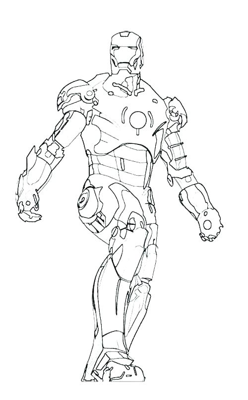 500x806 Iron Man Coloring Pages Iron Man Colouring Pictures Iron Man