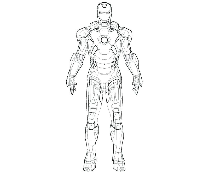 800x667 Iron Man Color Page Free Coloring Iron Man Coloring Pages