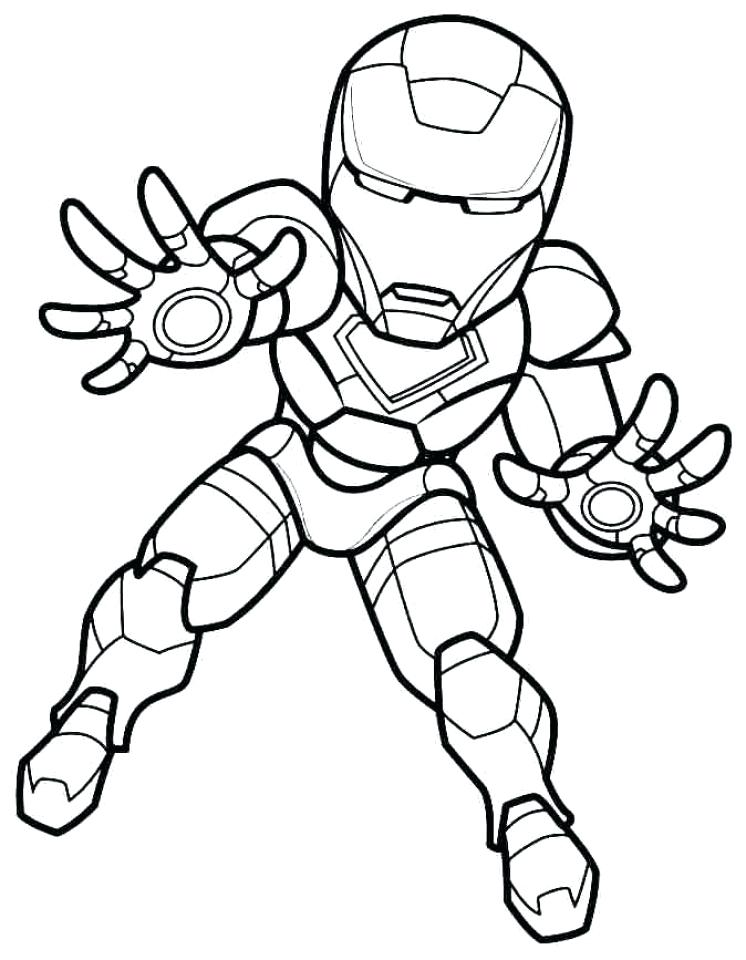 746x960 Ironman Coloring Page Printable Coloring Pages Online Iron Man