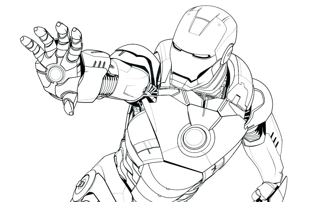 1024x654 Coloring Pages Iron Man Iron Man Coloring Pages Iron Man