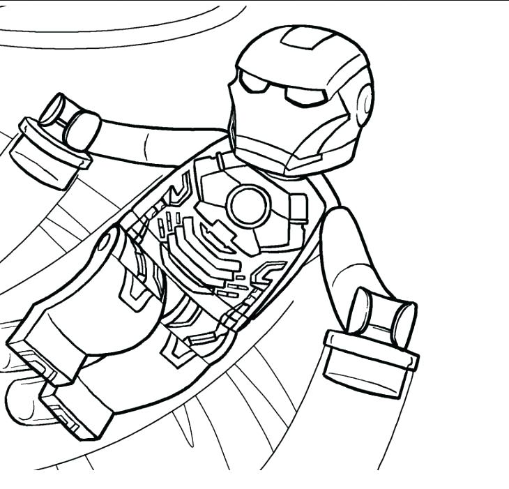730x701 Lego Iron Man Colouring Pages Iron Man Coloring Page Printable