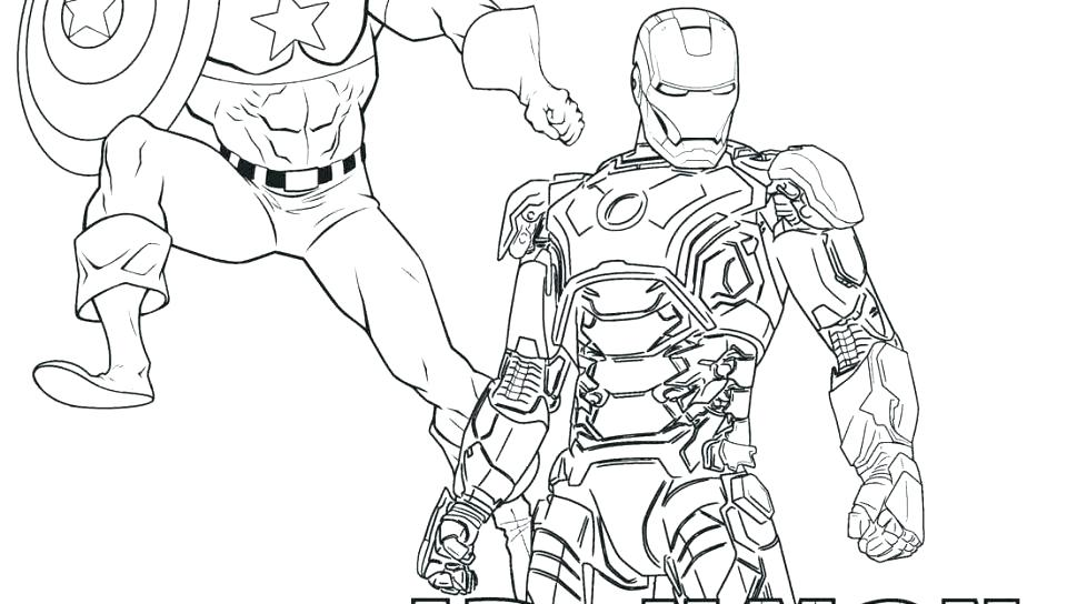960x544 Iron Man Cartoon Coloring Pages S Carons Kitchenaid Mixer Repair