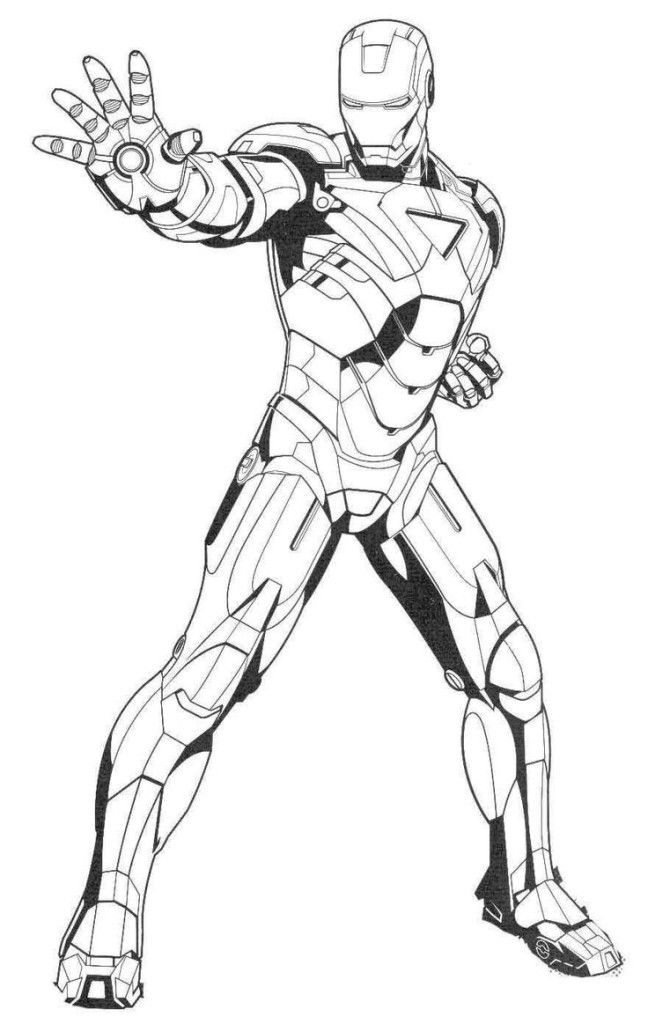 Iron Man Drawing Easy at GetDrawings   Free download
