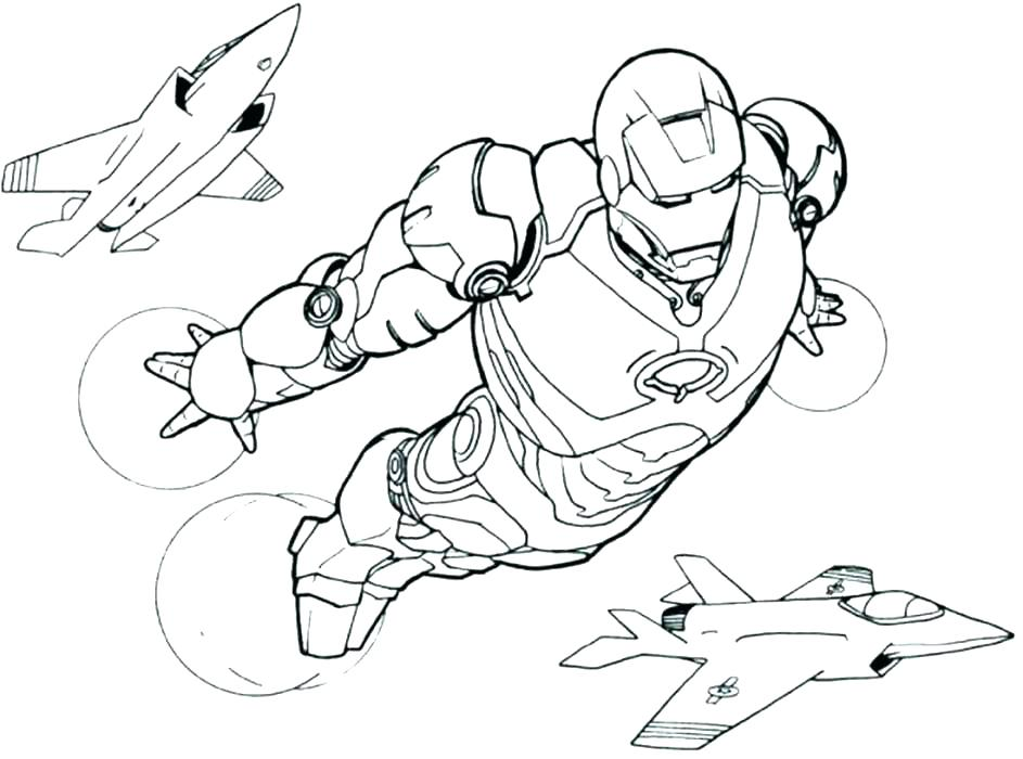 943x700 Iron Man Coloring Pages Complete Printable Coloring Pages New Page