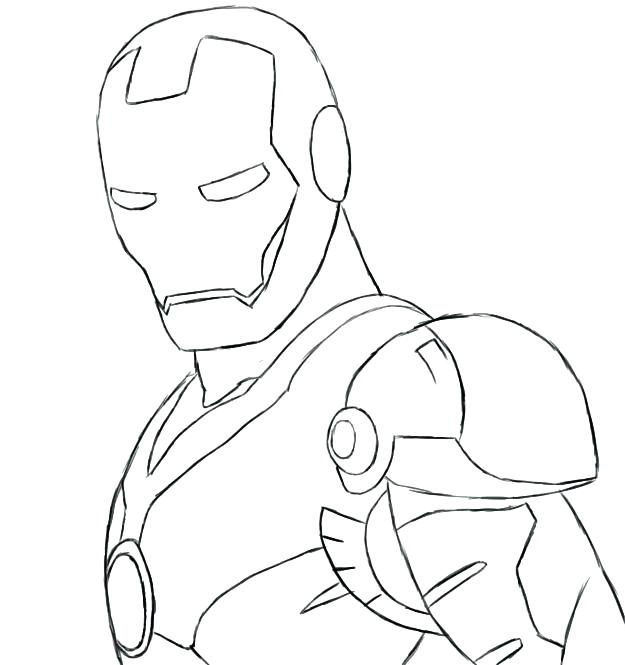 625x665 Iron Man Coloring Pages Online Iron Man Coloring Pages Online Iron