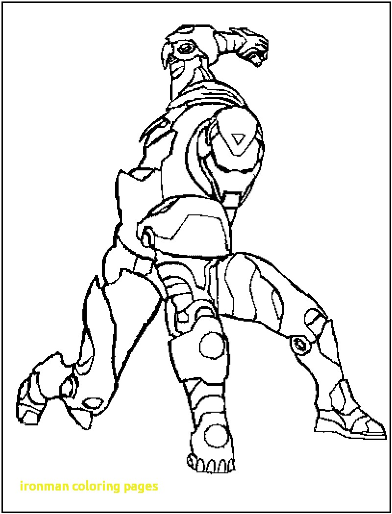 800x1050 Printable Ironman Coloring Pages Free Iron Man For Kids