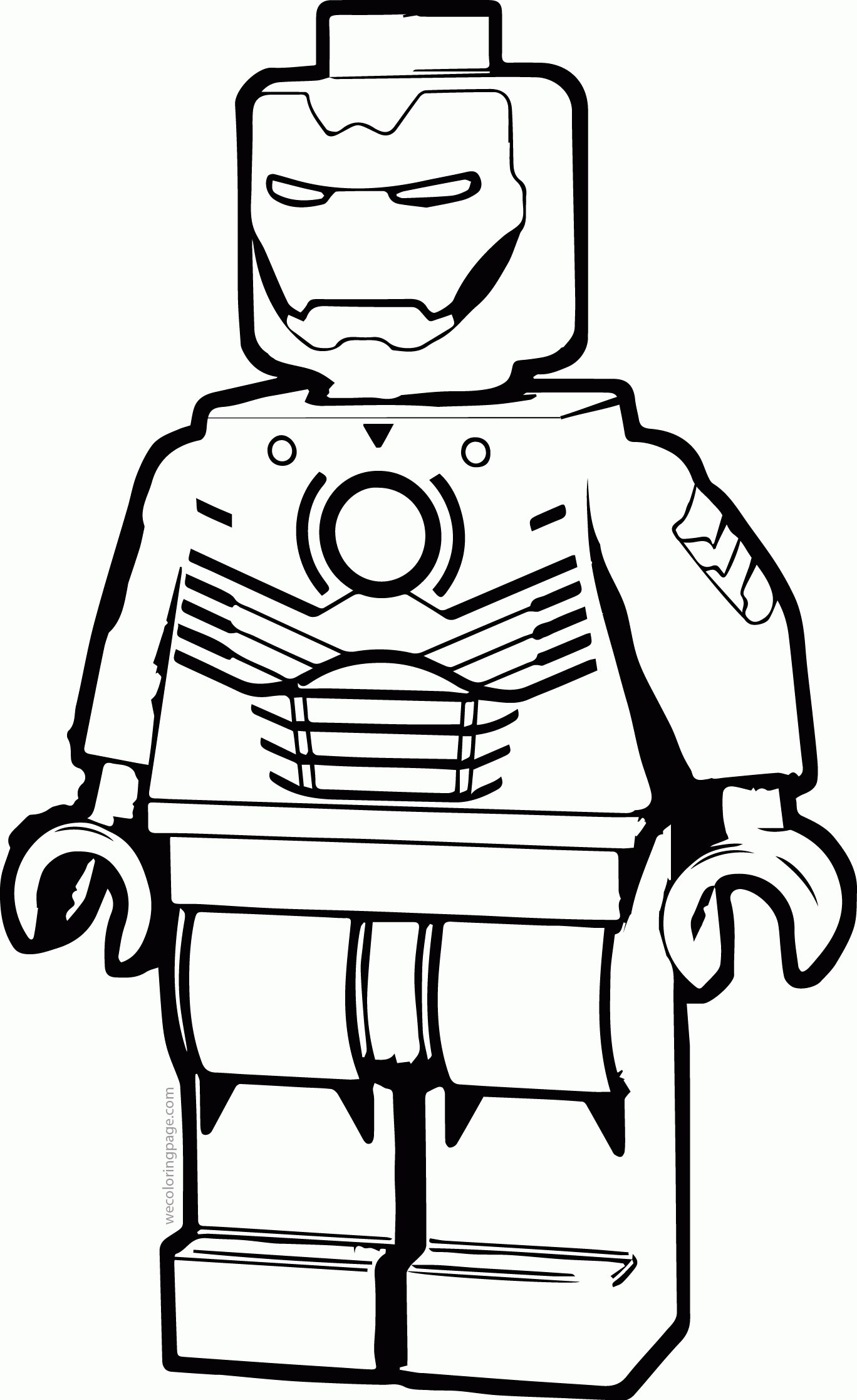 1368x2233 Avengers Superhero Coloring Pages Free Printable Iron Man Gallery