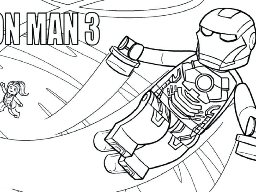866x650 Printable Ironman Coloring Pages Iron Man Coloring Pages Free