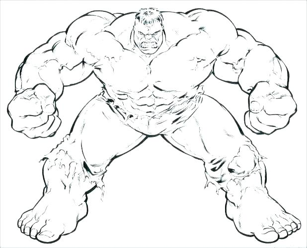 618x500 Free Iron Man Coloring Pages