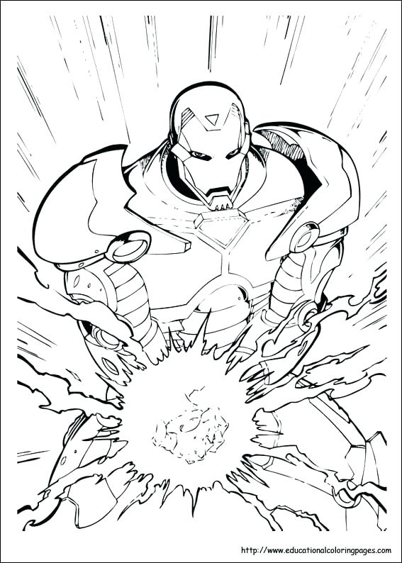 567x794 Free Coloring Pages Free Coloring Pages Iron Man Coloring Pages