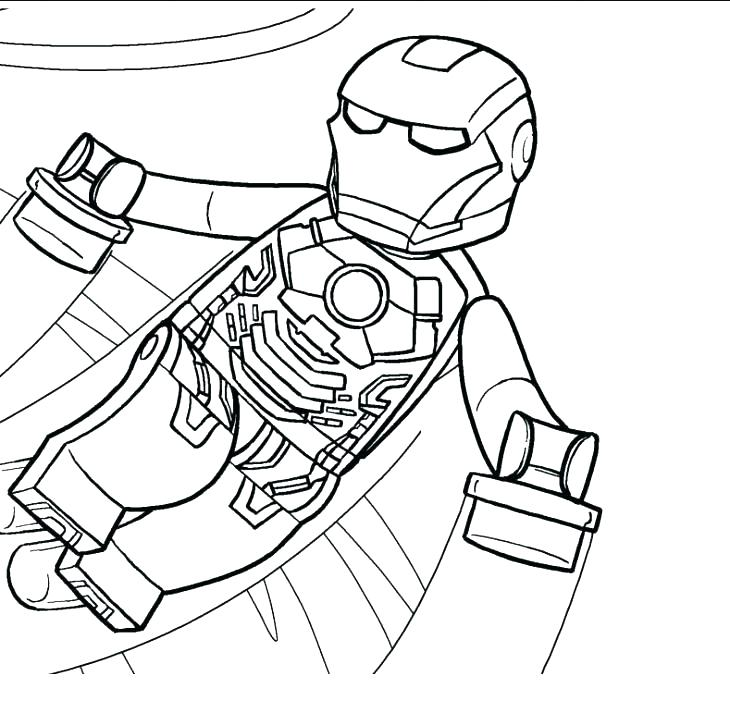 730x701 Coloring Pages Iron Man Iron Man Coloring Pages For Kids Iron Man