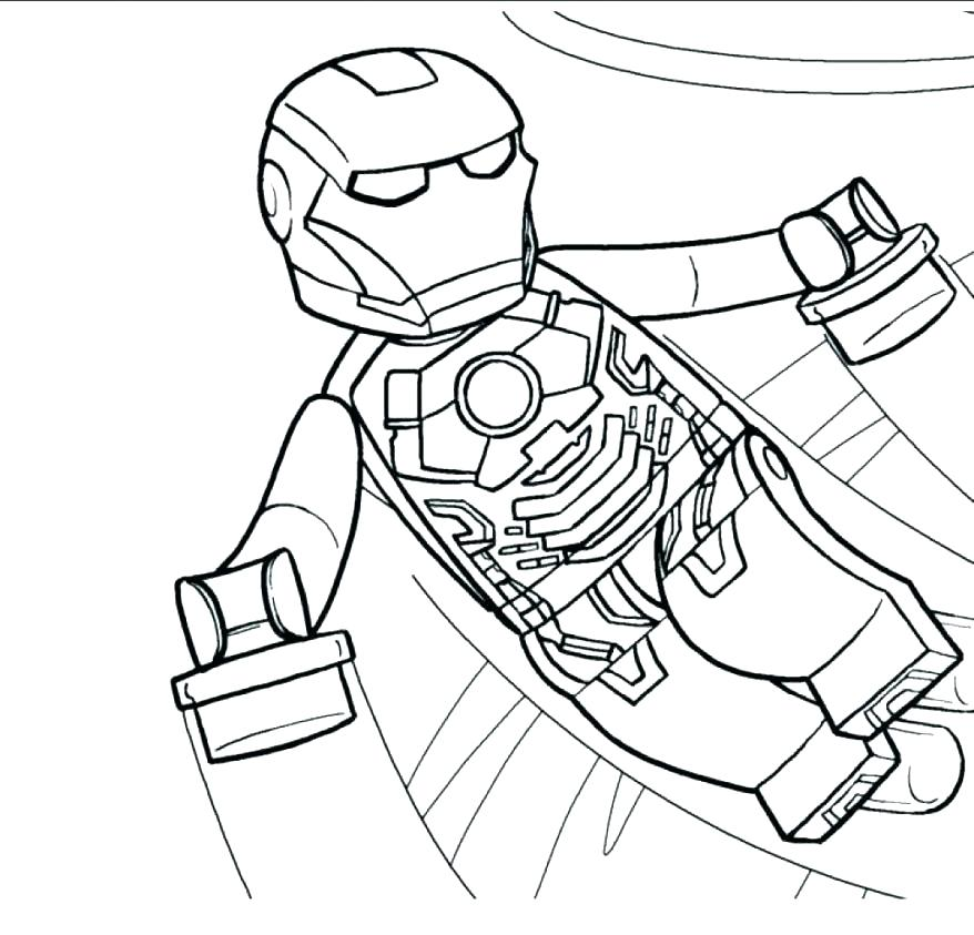 878x843 Iron Man Color Page Iron Man Color Page Iron Man Coloring Pages