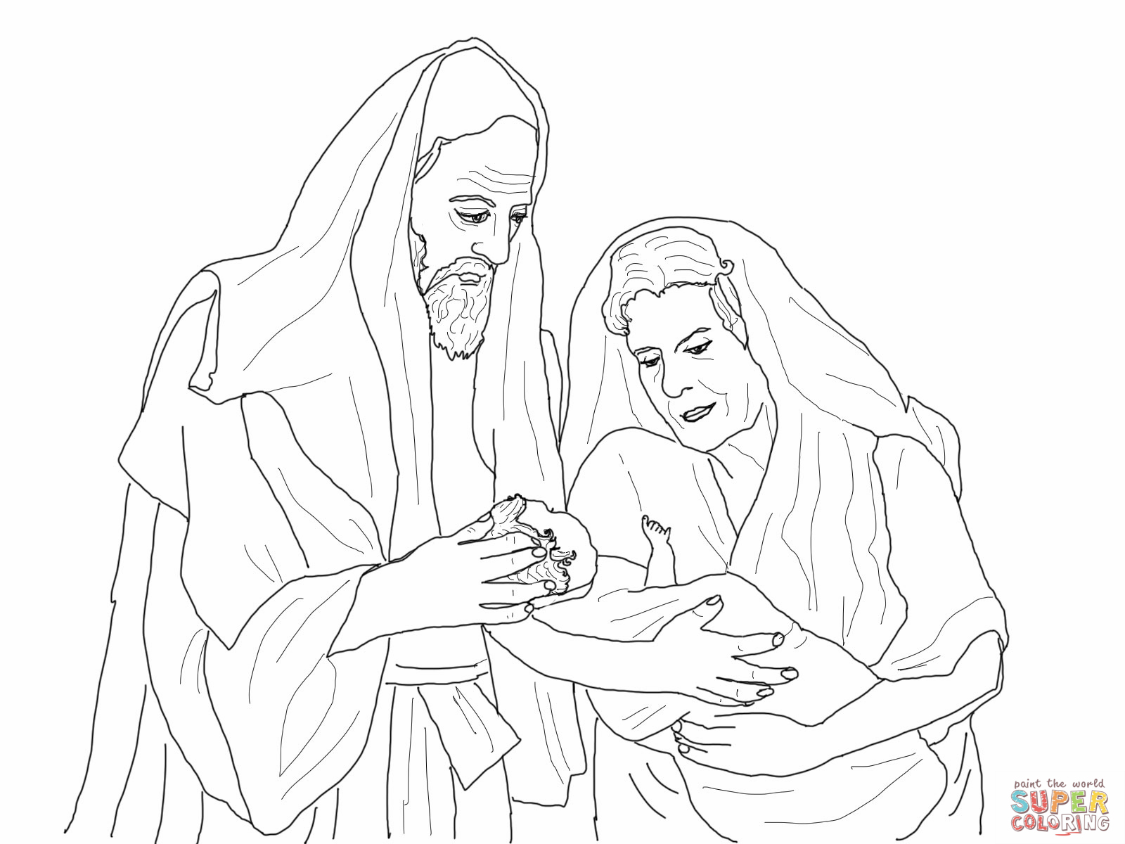 1600x1200 Announcing Isaac Is Born Coloring Pages Sensational Abraham