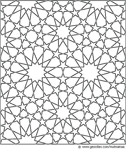 442x520 Islamic Coloring Pages Art Coloring Pages Art Coloring Pages Free