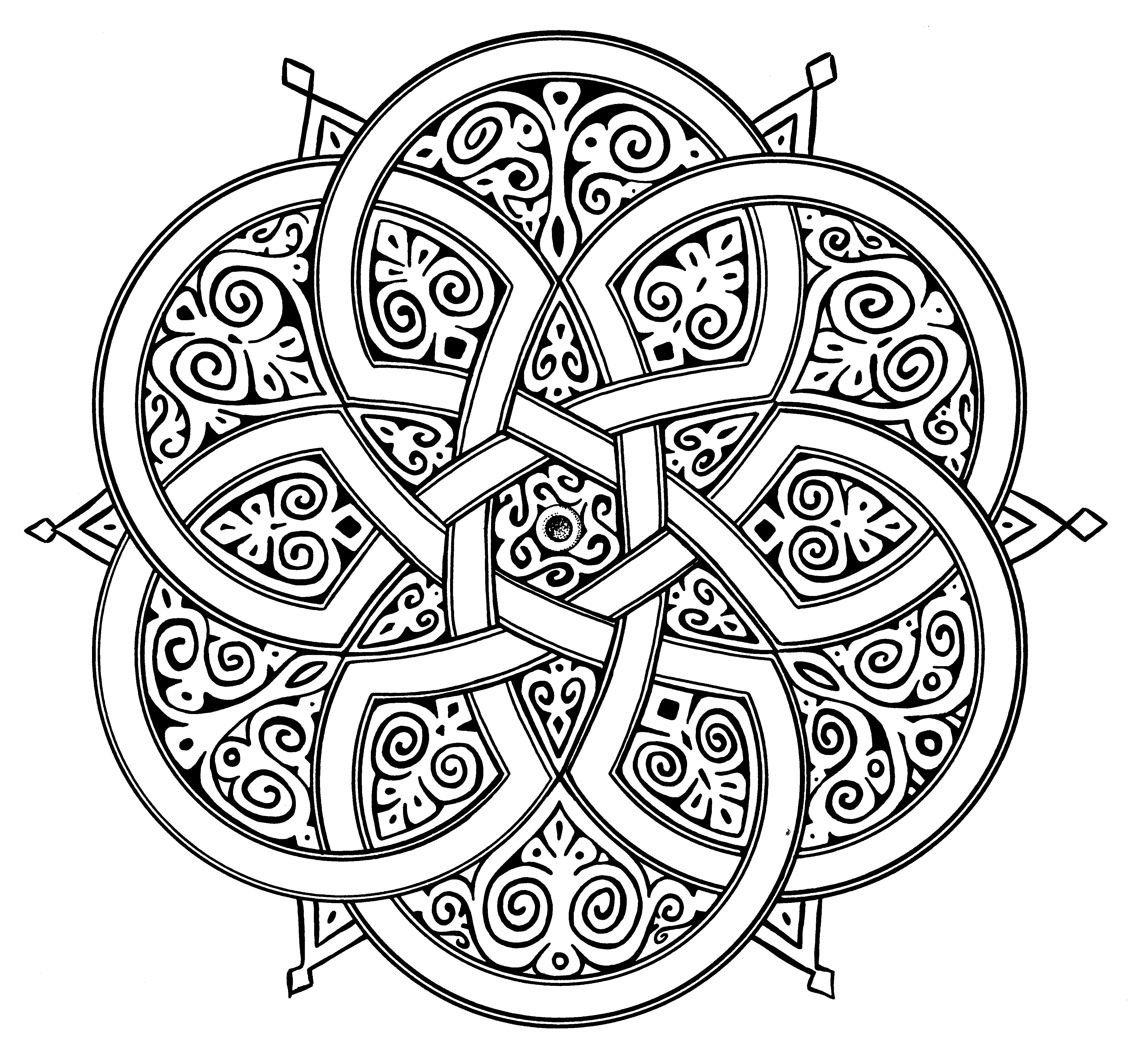 4248x4001 Islamic Design
