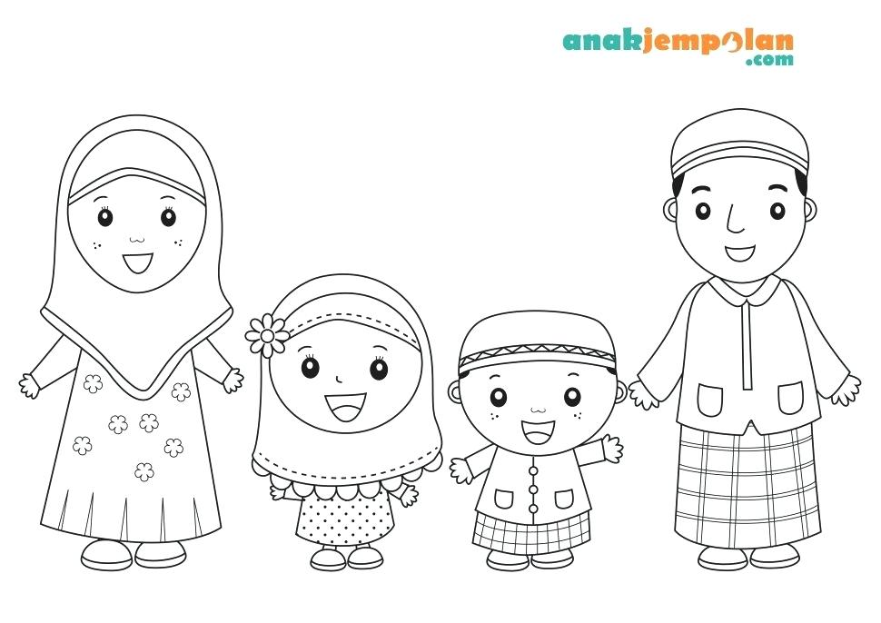 970x686 Islamic Coloring Pages Coloring Coloring Pages Family Coloring
