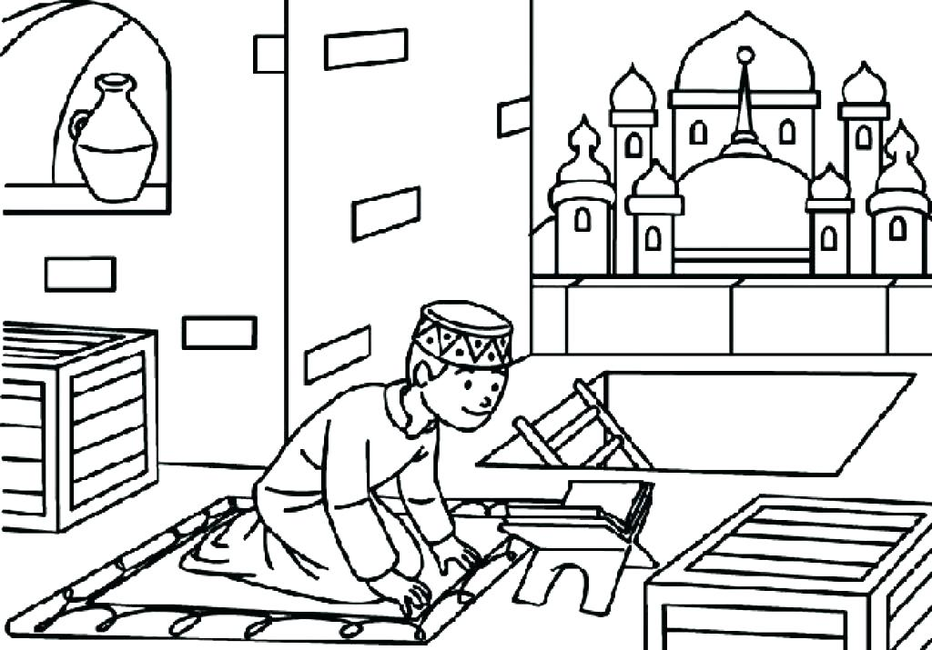 1024x715 Islamic Coloring Pages Coloring Sheets Coloring Pages Games