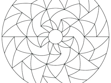 440x330 Geometric Pattern Coloring Pages Patterns Coloring Pages Pattern
