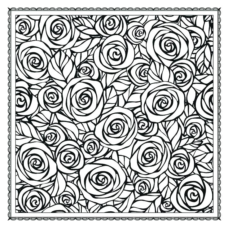 Islamic Geometric Patterns Coloring Pages at GetDrawings.com | Free ...