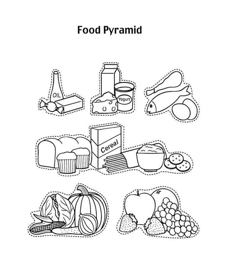 736x838 Best Nutrition Coloring Pages Images On Coloring