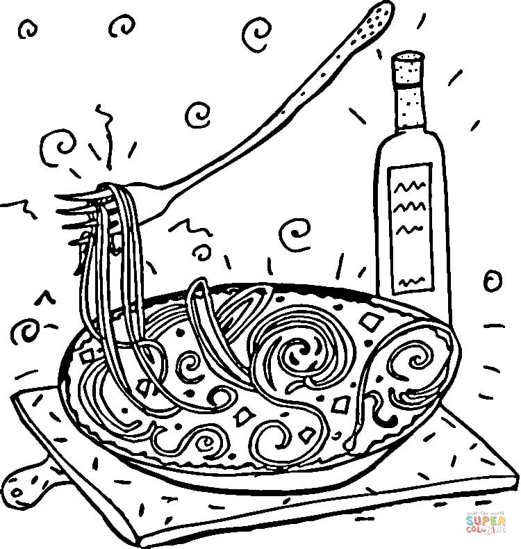 750x790 Italy Coloring Pages