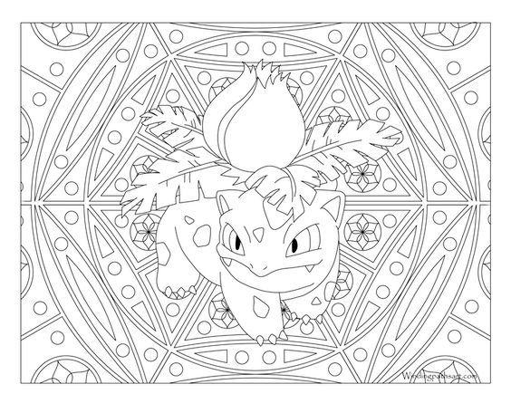564x435 Pokemon And Mandalas