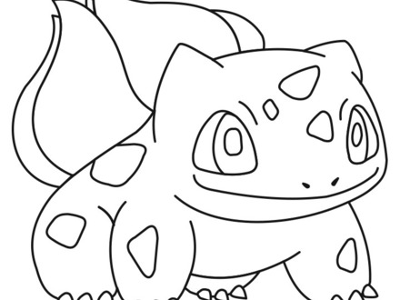 440x330 Bulbasaur Coloring Pages, Bulbasaur Coloring Page Coloring Home